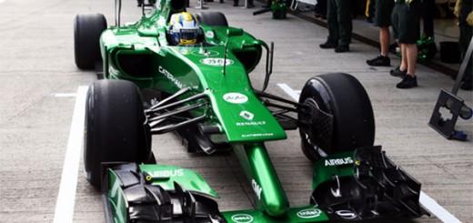 F1凯特勒姆车队