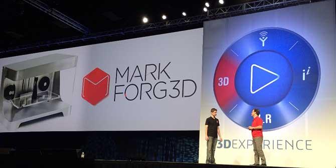 SolidWorksWorld-2014MarkForg3D