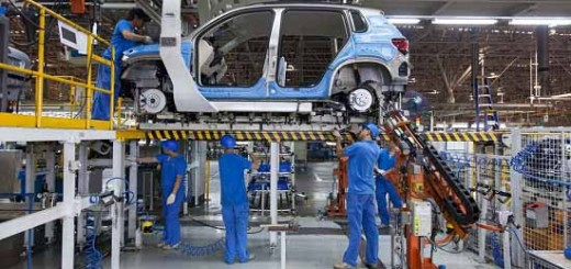 Volkswagen - Anting Plant