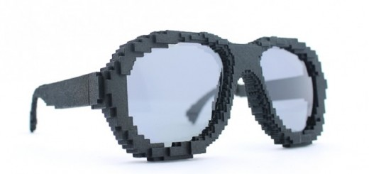 sunglasses-3D printed