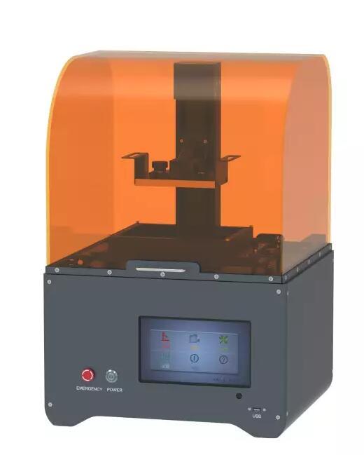dazu-dlp-3d-printer