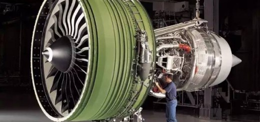 GE90-115B-engine