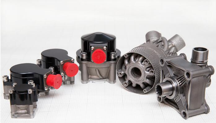 3d printed hydraulic parts