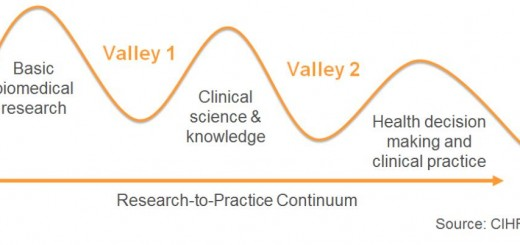 Death Valleys in the healthcare landscape