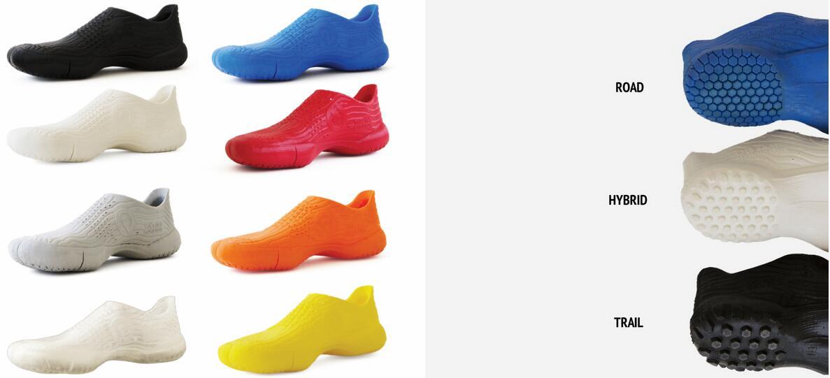 Prevovle 3d printed shoe 1