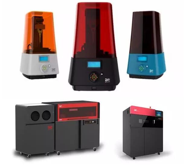 XYZ Printing industrial printers