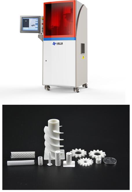 几种陶瓷3D打印设备