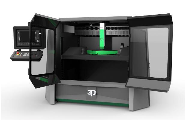 金属陶瓷复合3D打印技术带来梯度材料制造新工艺