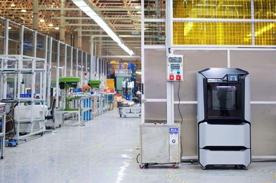 案例 l 北京奔驰将3D打印用于设计验证和工装夹具的开发