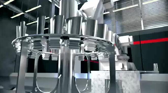 视频get欧瑞康的热喷涂surface one酷到什么程度?