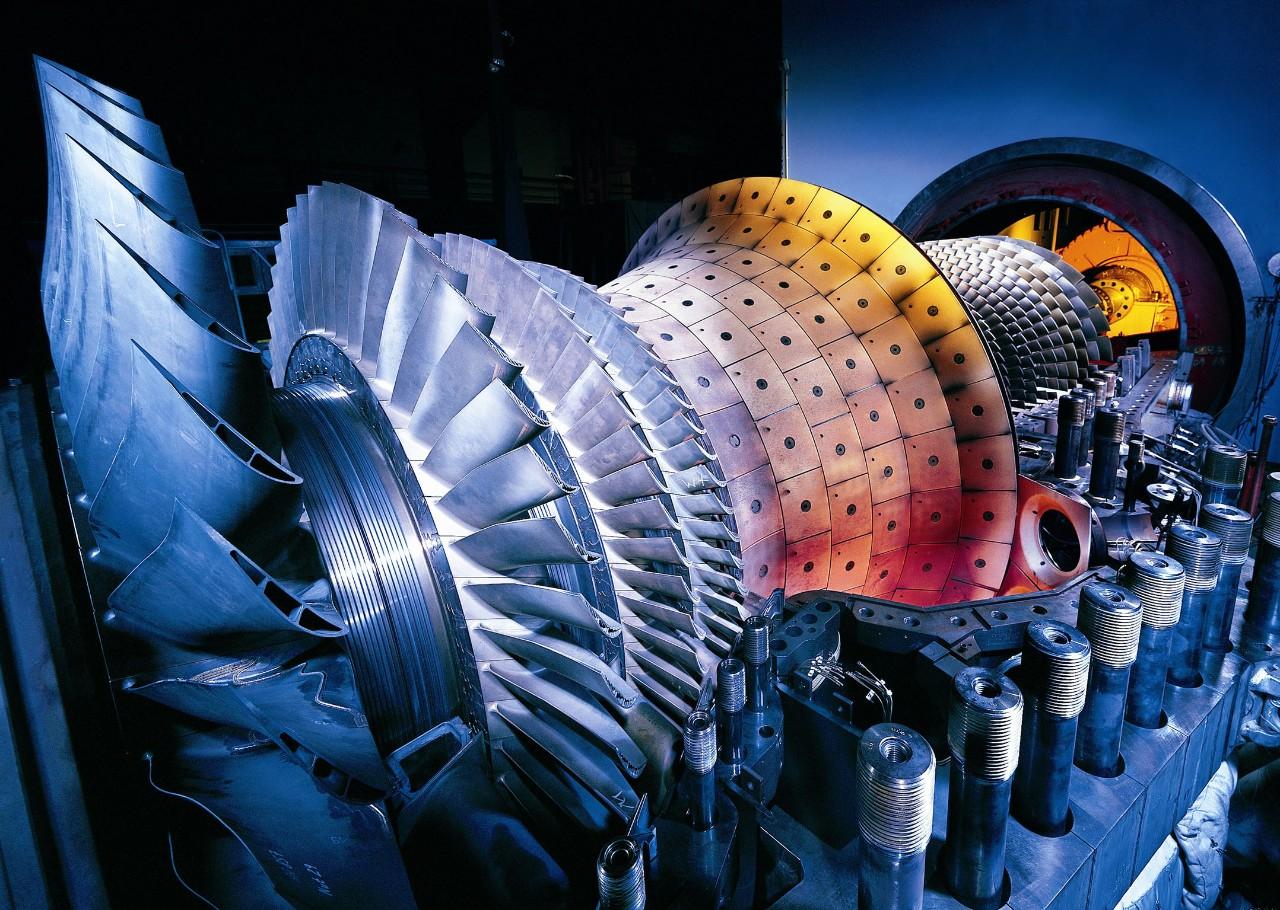 simens-turbine