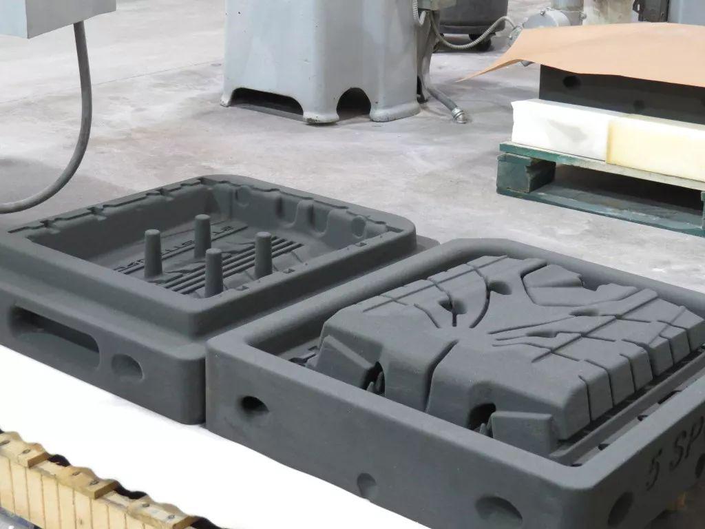 voxeljet签订合同为TEI提供50万升3D打印砂,工程铝铸件方面3D打印优势凸显