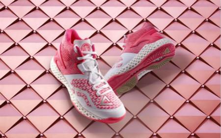 匹克推出带有3D打印中底的排球鞋