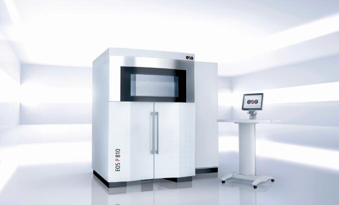 满足高分子零部件的严格要求,EOS发布全新EOS P 810设备以及新型HT-23材料