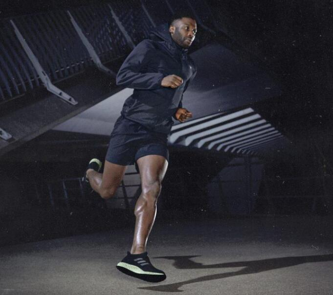 Adidas and Carbon 3d printed shoes
