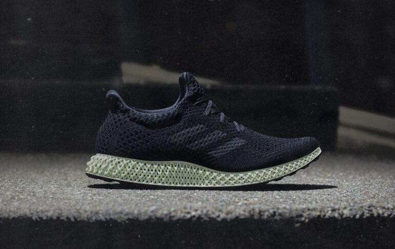 阿迪达斯计划在未来生产数百万双3D打印运动鞋