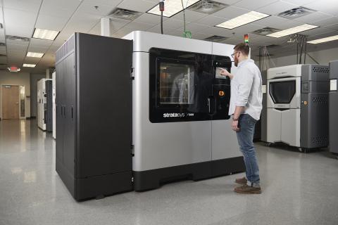 美国Rapid+TCT2018 3D打印展上的亮点与启示