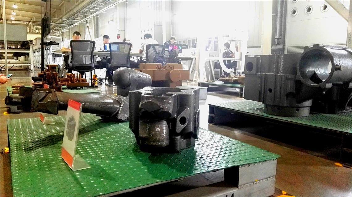 Kocel 3d printing sand mold