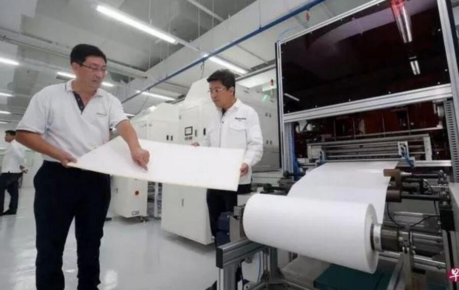 新加坡企业推出3D打印PVDF膜,污水过滤速度比传统滤膜快5倍