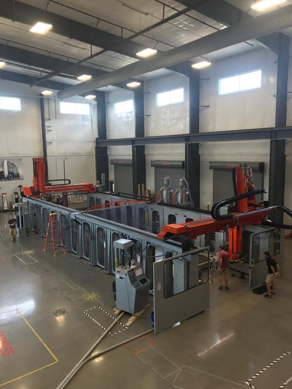 Local Motors 安装超大尺寸3D打印机,用于制造自动驾驶汽车
