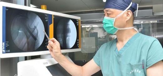 Xi Jing Hospital_3D printing implant 1
