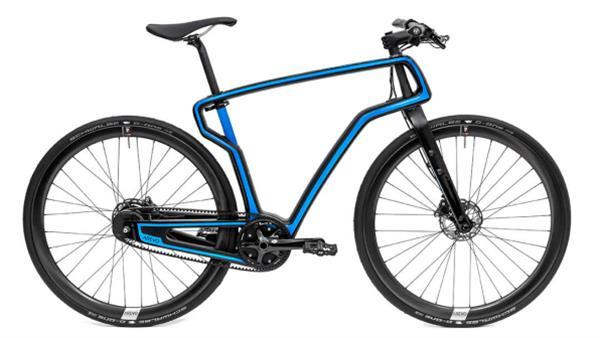 AREVO推3D打印碳纤维框架电动自行车 2019年量产
