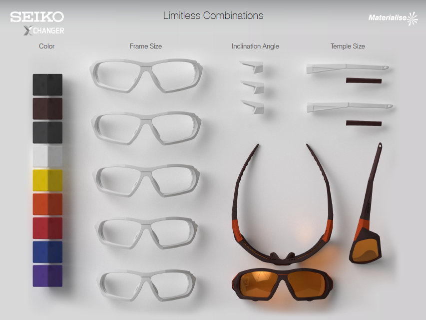 巴斯夫2500万美金战略投资Materialise合力推动3D打印发力大批量制造
