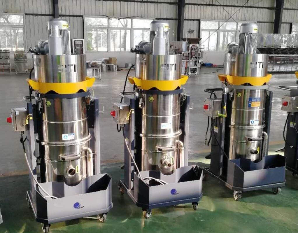 上海产业技术研究院推出适用于金属增材制造的粉尘防爆湿式吸尘器