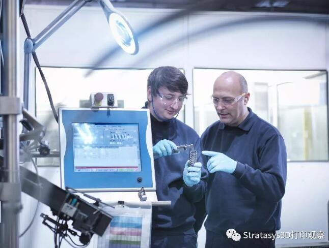 Stratasys 飞机内饰认证解决方案助力航空航天快速与按需生产