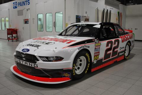 Stratasys_Team Penske _ NASCAR