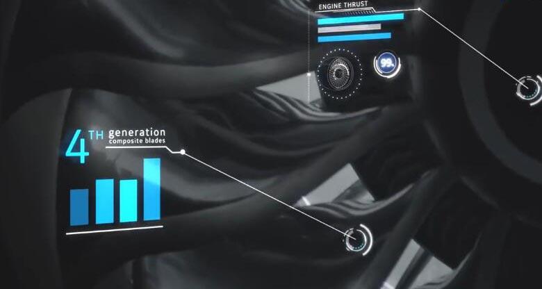 看GE9X宣传大片了解3D打印在史上最大发动机所占据的重要性