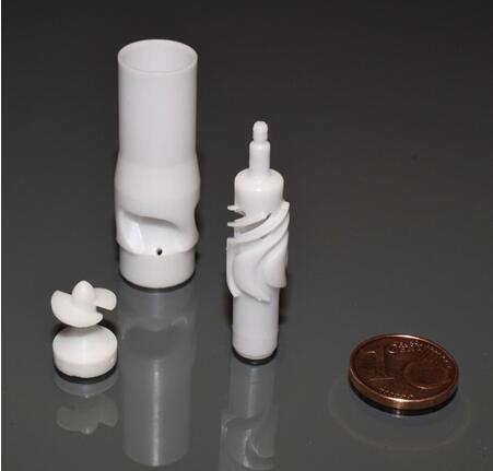 案例 l 高精度陶瓷3D打印在医疗行业的多种应用