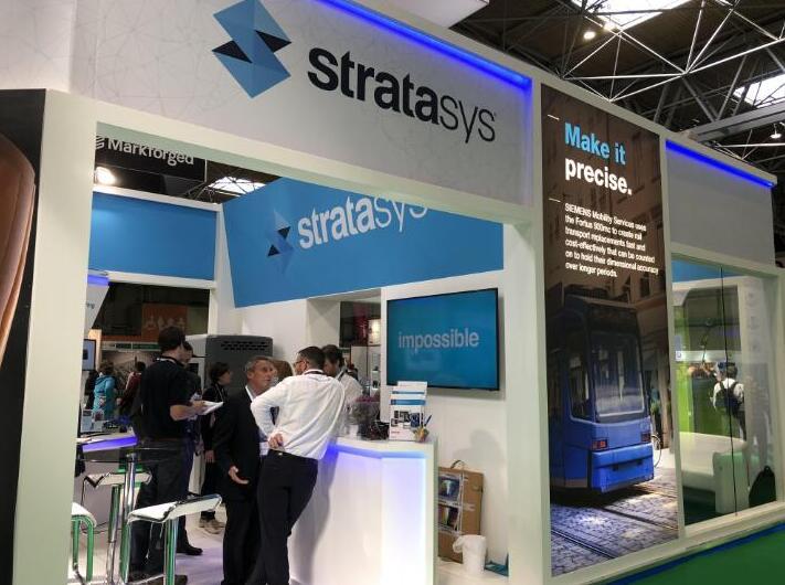 Stratasys tct 2018