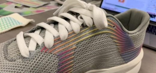 Voxel8 shoe