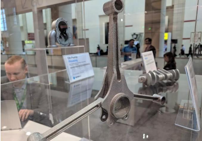 Stratasys 正式发布全新金属3D打印技术