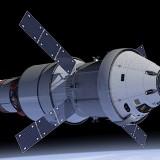 NASA Orion space capsule