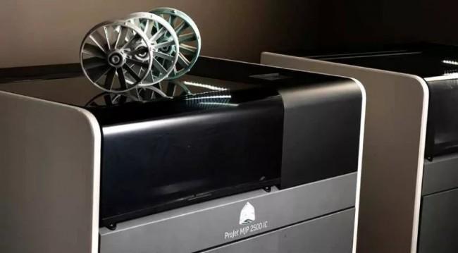 3D SystemWax-2