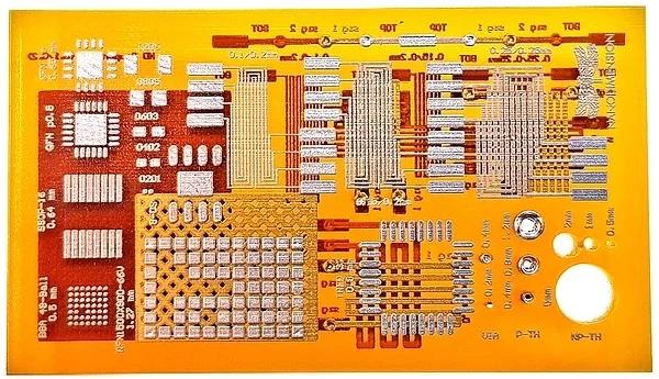 NANO-12-layer PCB