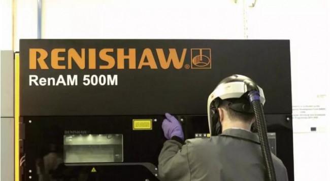 Renishaw 500M