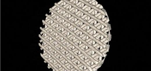 hyperelastic bone scaffold